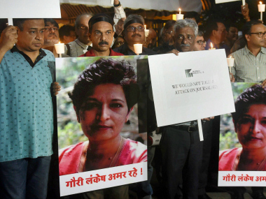 Gauri Lankesh murder case Sanatan Sanstha activist with alleged role in Goa blast could be second suspect says report