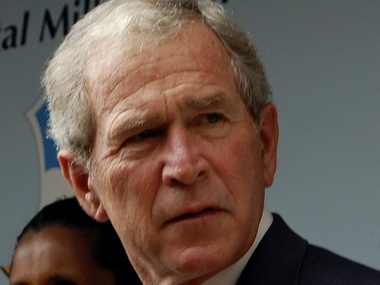 George W Bush rebukes Donald Trump, says 'bigotry is emboldened' and 'politics more vulnerable' today