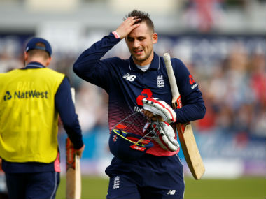 File image of Alex Hales. Reuters