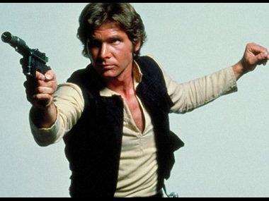 Han Solo spinoff titled Solo: A Star Wars story; film will release in May 2018