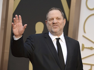 Harvey Weinstein: US and British police launch investigations into sexual assault allegations