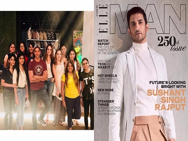 Hrithik Roshan with the ladies; Sushant Singh Rajput's Elle Man cover: Social Media Stalkers' Guide