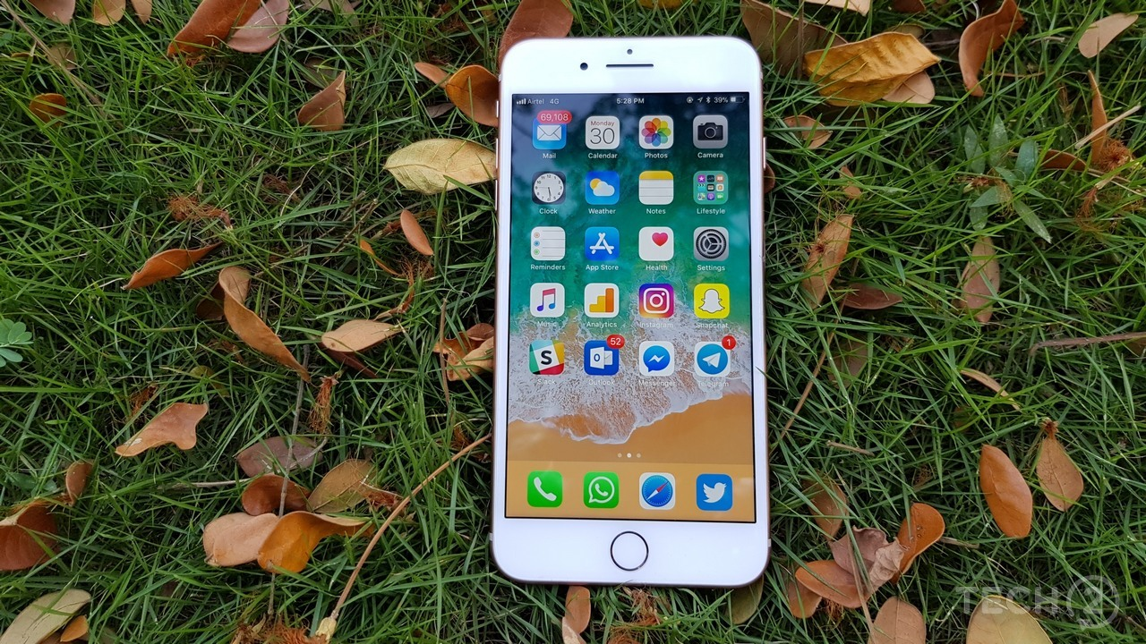 Apple iPhone 8 Plus review: Improving on the winning formula, but the iPhone X looms over it