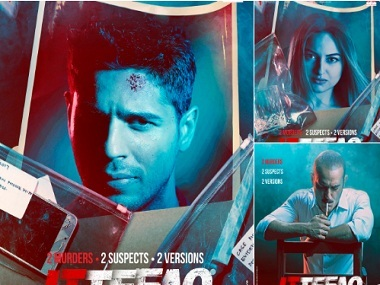 Ittefaq trailer: Sidharth, Sonakshi and Akshaye Khanna on a thrilling chase to uncover the truth