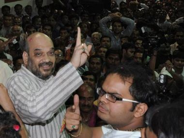 Jay Amit Shah files defamation case against website in Ahmedabad; next hearing on 11 October