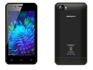 """Airtel takes on Jio with the Karbonn A40 Indian 4G smartphone with an """"effective price"""" of Rs 1,399"""