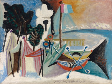 Pablo Picasso's 'La Plage, Juan-les-Pins' finds a home in Mumbai: What the artwork signifies