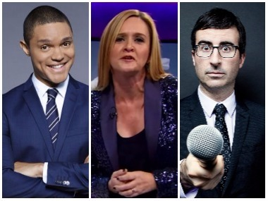 John Oliver to Trevor Noah, Jimmy Kimmel, Samantha Bee: Late-night comedy is new face of conscientious journalism