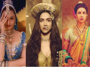 Padmavati: A complete checklist on how to become the next Sanjay Leela Bhansali heroine