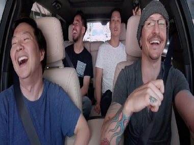 Carpool Karaoke with Chester Bennington is perfect tribute to late Linkin Park singer