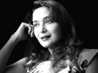 Madhuri Dixit is set to appear in her first Marathi film. Photo courtesy Facebook/@MadhuriDixitNene