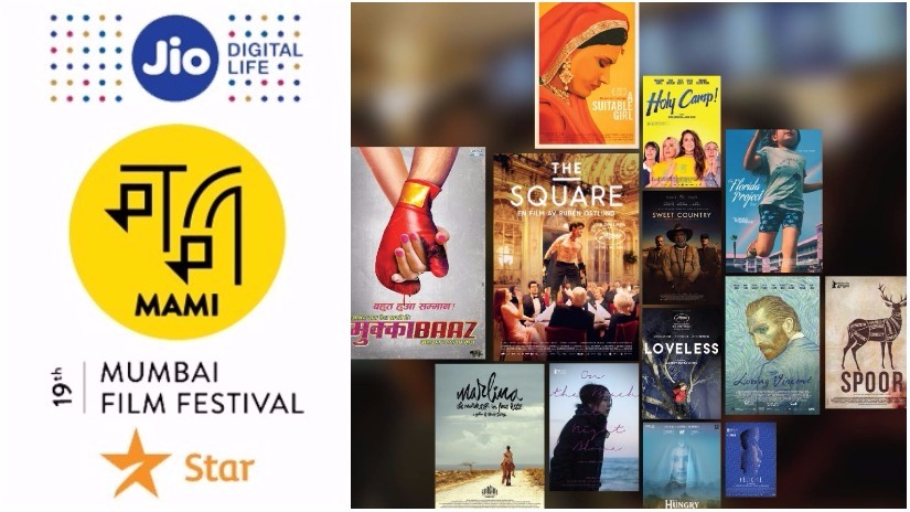 The Jio MAMI 19th Mumbai Film Festival takes place from 12-18 October 2017
