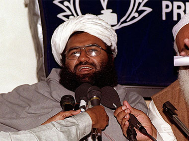 US UK France ask UN Security Council to blacklist JeM chief Masood Azhar China yet to respond to proposal