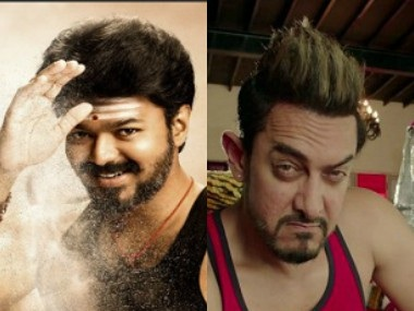 Mersal expected to cross 100-crore mark at box office; Secret Superstar earns Rs 4.8 cr