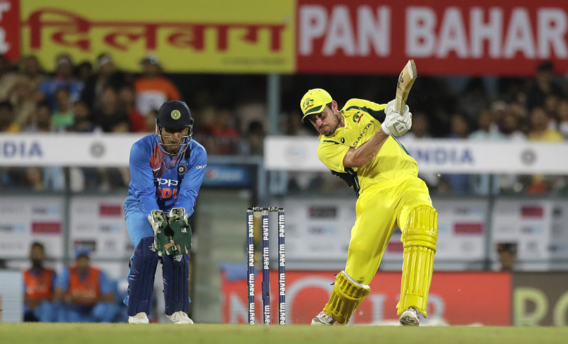 Promoted to No 3, Moises Henriques compiled a lovely fifty and helped Australia level the series. AP