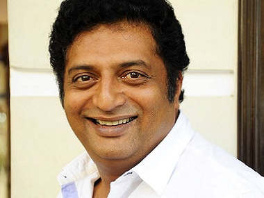 Prakash Raj denies rumours that he will join Kamal Haasan's party, says politics is not on his agenda