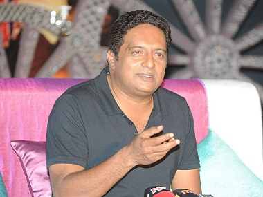 Complaint filed against Prakash Raj for comments on Modi; actor says he's paying price for 'being honest'