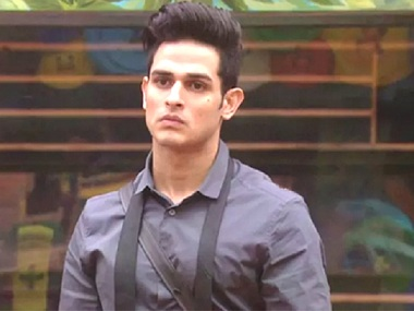 Priyank Sharma on his ouster from Bigg Boss 11: 'Salman supported me, said I got unnecessarily involved'