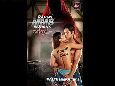 Ragini MMS Returns: ALTBalaji's horror web series is steamy, sure; scary? Not so much