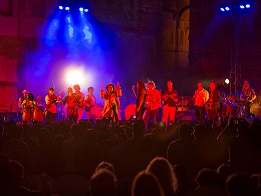 Jodhpur RIFF 2017: Over days one and two, musical collaborations leave audience wanting encores
