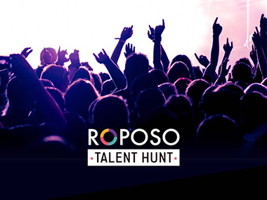 Roposo is currently running a talent hunt event on its platform.