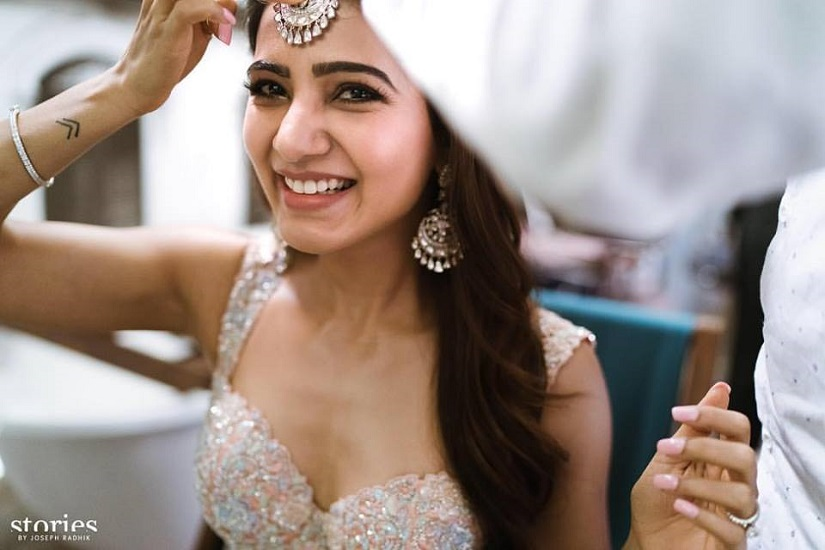 Samantha Ruth on her fairytale wedding to Naga Chaitanya In our heads we were already married