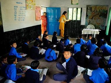 Enrolment in Mumbai's BMC-run schools has dropped by 50 percent since 2008-09, says Praja report