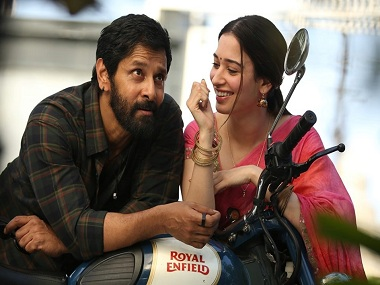 Sketch teaser: Vikram and Tamannaah Bhatia share screen space for the first time