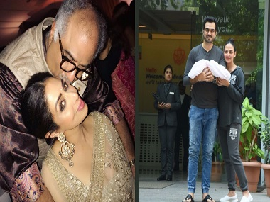 Esha Deol snapped with daughter; smitten Sridevi-Boney Kapoor: Social Media Stalkers' Guide