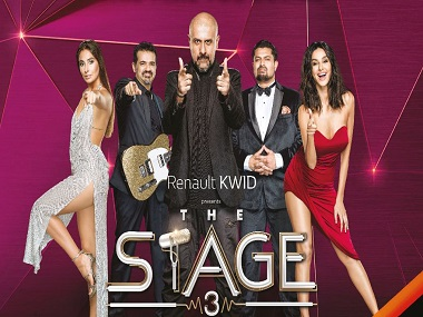 The Stage 3 Poster.