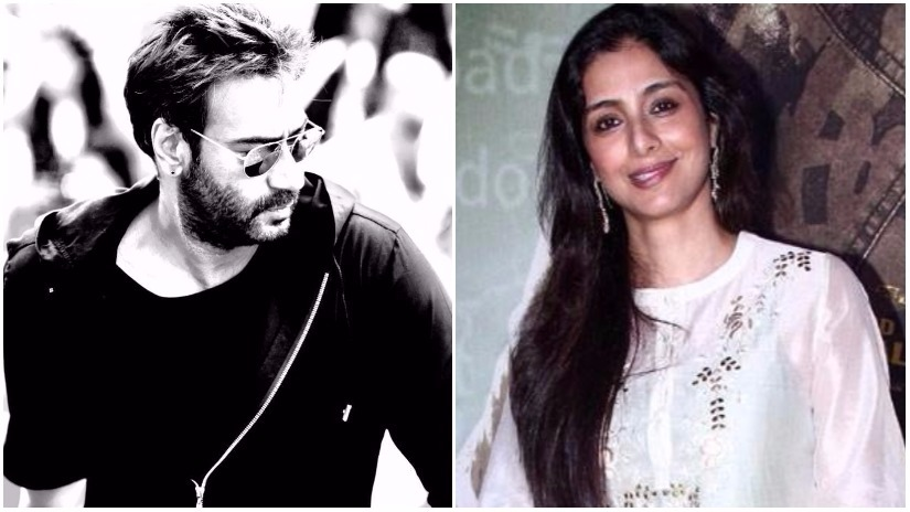 Ajay Devgn-Tabu have teamed up in Gomlaal Again, three years after Drishyam and 23 years after Vijaypath