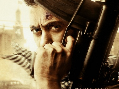 Tiger Zinda Hai first look: Salman Khan roars in wounded look from this Christmas release