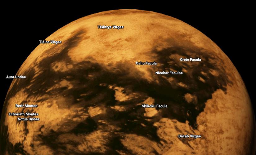 Titan. Image: Google Maps.