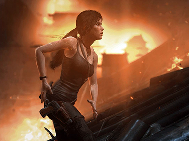 Tomb Raider: The Definitive Collection. Image: Microsoft Store.