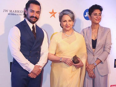 Jio Mami 19th Mumbai Film Festival Day 1: Sharmila Tagore awarded for Excellence in Cinema