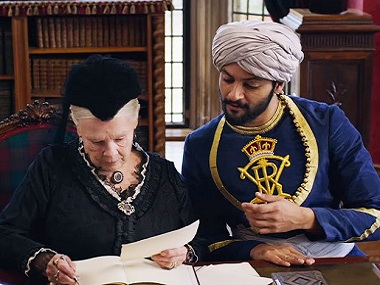 Victoria and Abdul movie review: Judi Dench, Ali Fazal in an elegant looking, but passable film