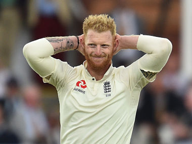 File image of England's Ben Stokes. AFP