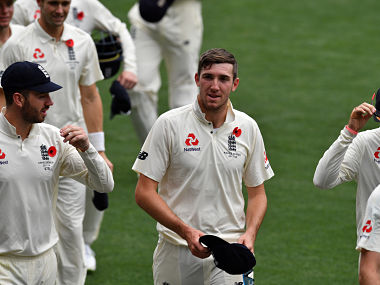 Ashes 2017-18: Craig Overton targets England spot after helping team to emphatic victory against Cricket Australia XI