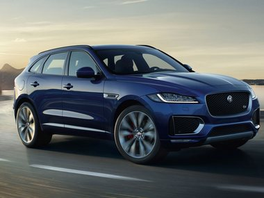 Jaguar F-Pace local assembly commences at Pune plant; to be priced at Rs 60.02 lakh