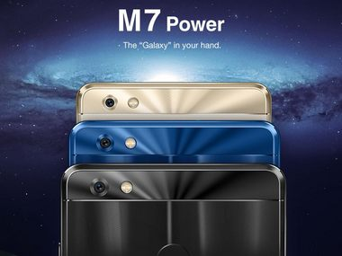 Gionee M7 Power. Facebook