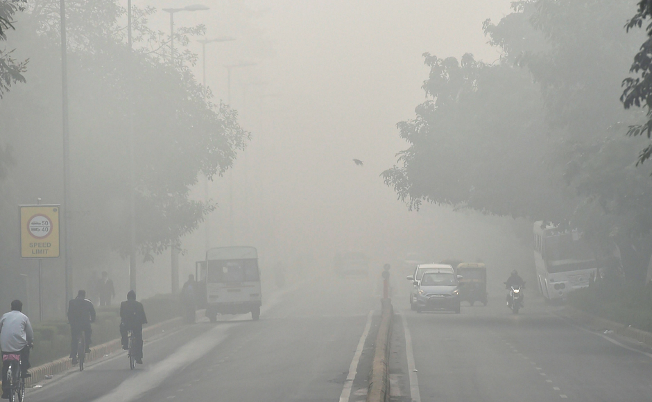 Delhi smog: Schools reopen in capital even as air pollution continues to choke city