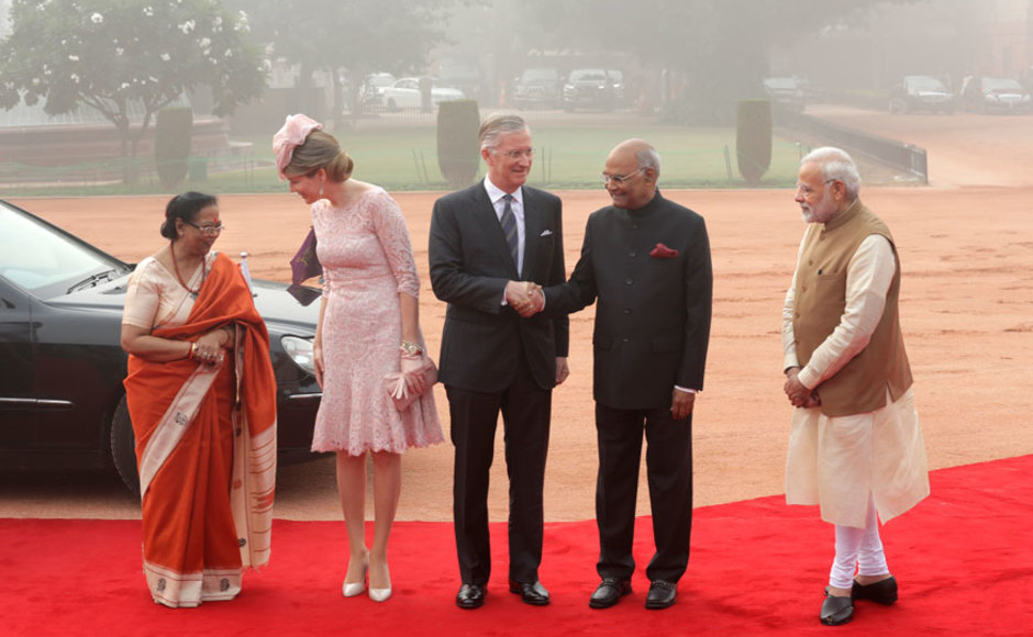 Belgian royals visit India, King Philippe holds talks with Narendra Modi to strengthen bilateral ties