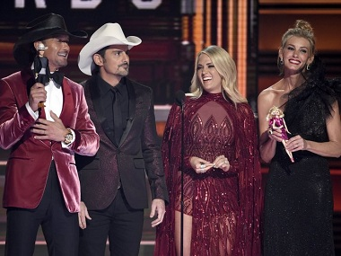 CMA Awards 2017: Taylor Swift bags Song of the Year for 'Better Man'; see complete list of winners