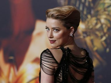 Amber Heard believes the term LGBTQ doesn't help the community as much as it used to