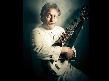 Sarod maestro Ustad Amjad Ali Khan awarded for his contribution to Indian classical music