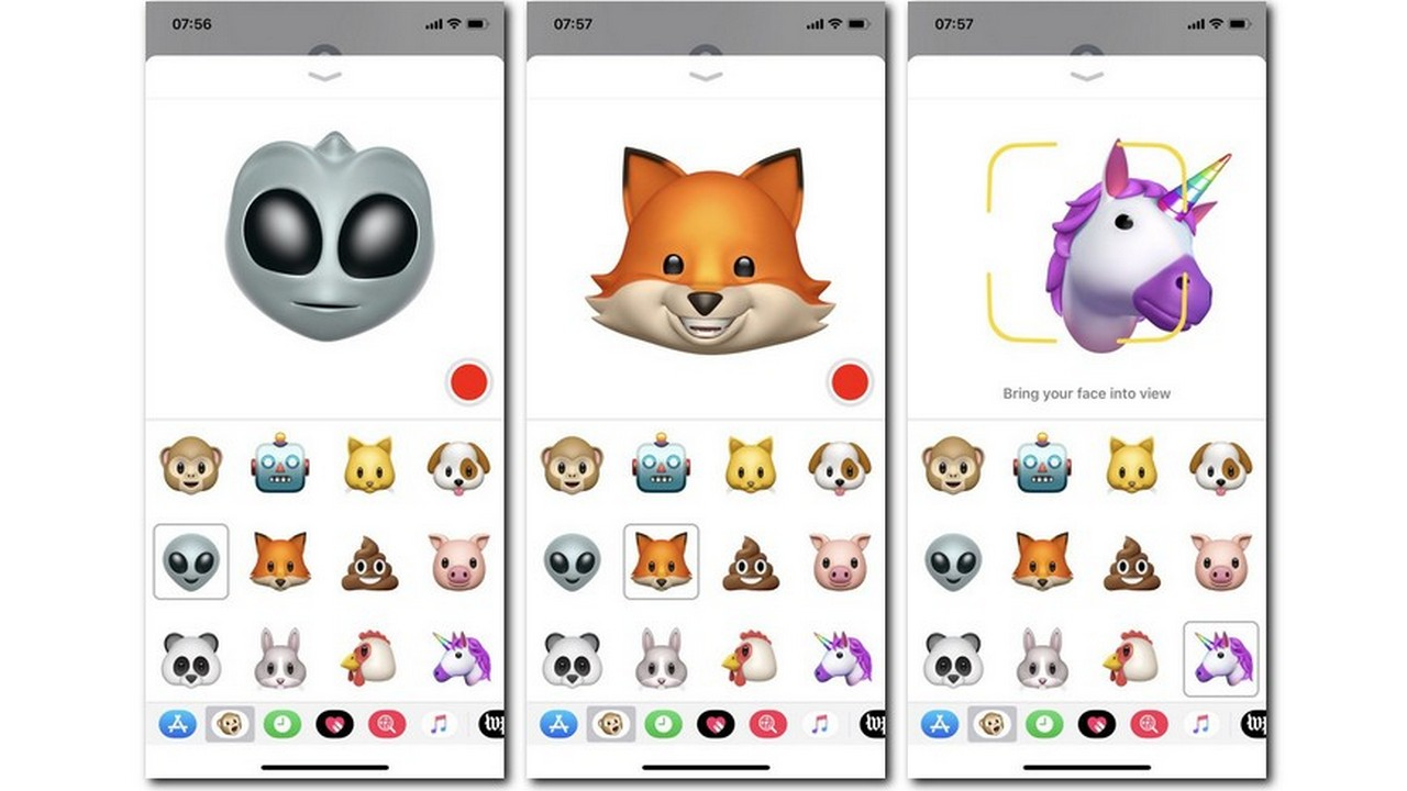 Animojis is one cool feature on the iPhone X