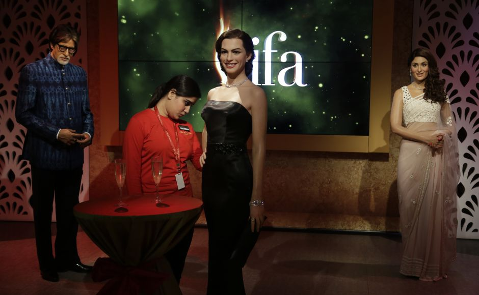 Anne Hathaway, Justin Bieber, Kim Kardashian get wax replicas as Madame Tussauds comes to Delhi