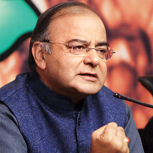 Jaitley says rating upgrade belated recognition of reform process