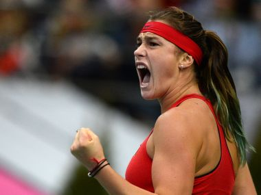 Meet Aryna Sabalenka, the 19-year-old rising star from Belarus, who won her first WTA title at Mumbai Open
