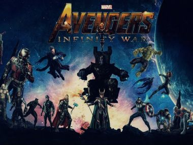 Avengers: Infinity War trailer - Marvel's mightiest heroes unite to battle Thanos